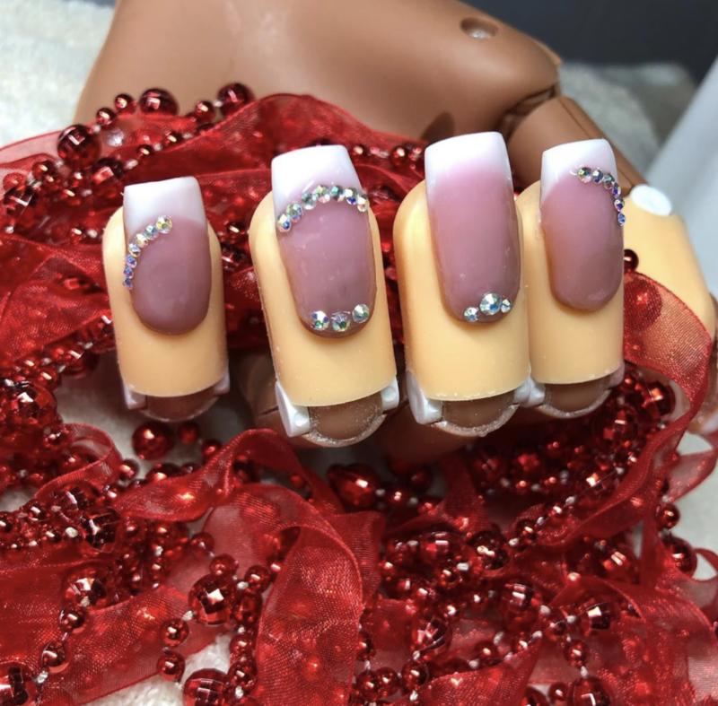 nail esthetics