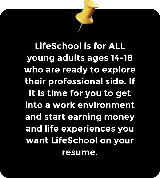 Lifeschool Description